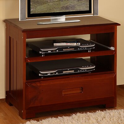 "Discovery World Furniture Weston 30"" TV Stand - Finish: Merlot at Sears.com"