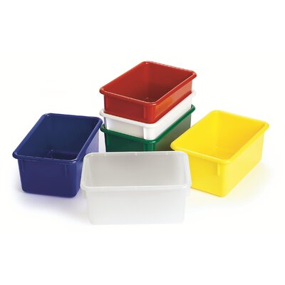 Angeles Value Line 11″ Cubbie Trays in Opaque (Set of 2) AVL1060-OP