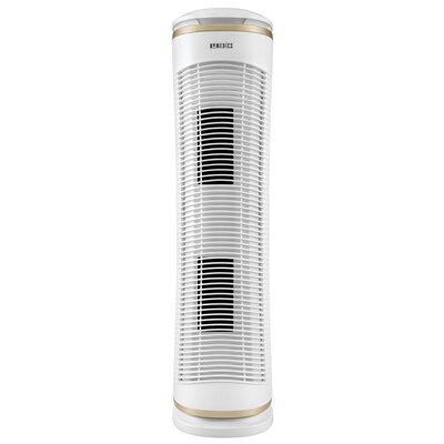 HOMEDICS Total Clean Room HEPA Air Purifier AT-PET02