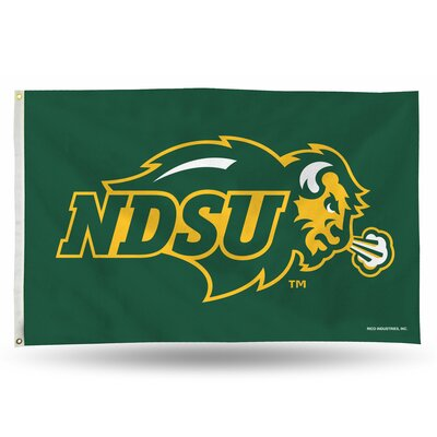 NCAA Banner Flag NCAA Team: North Dakota State Bison FGB410402