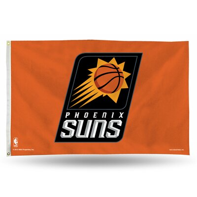 NBA Banner Flag NBA Team: Phoenix Suns FGB92004