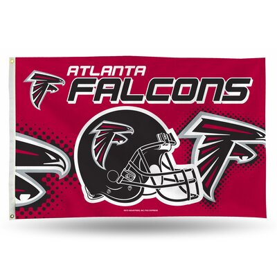 NFL Banner Flag NFL Team: Atlanta Falcons FGB2001
