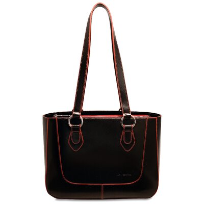 Half Moon Top Zip Shoulder Bag