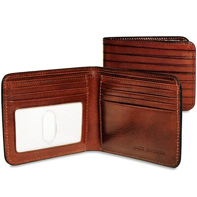 Jack Georges Monserrate Bi-Fold Wallet at Sears.com