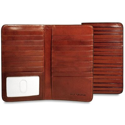 Jack Georges Monserrate Breast Secretary Bi-Fold Wallet at Sears.com