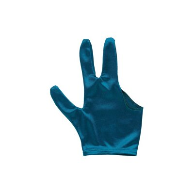 Billiard Gloves Sure Shot Glove Color: Green, Size: Medium