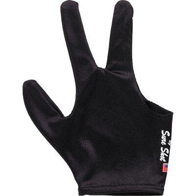 Billiard Gloves Sure Shot Glove BGSSM BLACK
