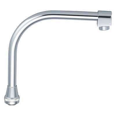 Swivel High Rise Spout with Aerator