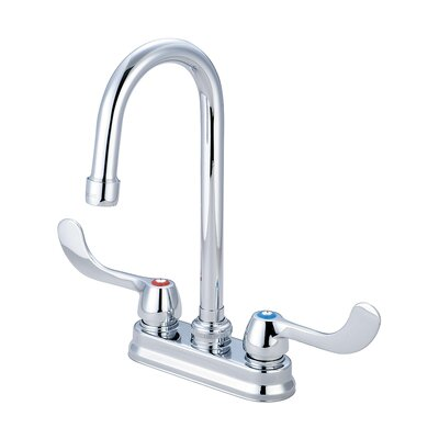 Double Handle Bar/Laundry Faucet