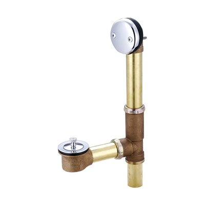 Centralift Lift and Turn Tub Drain
