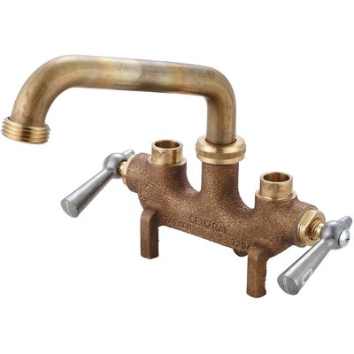 Double Handle Laundry Faucet