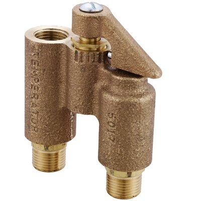 Alliance Anti Sweat Temperator Valve for Water Closet Tank