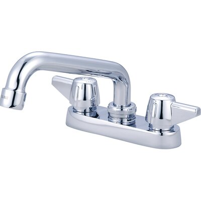 Double Handle Centerset Bar/Laundry Faucet