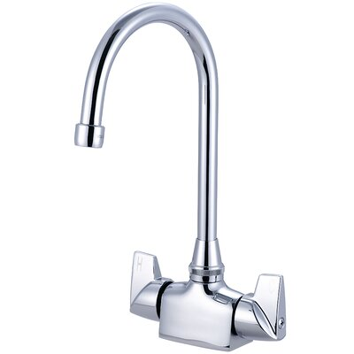 Double Handle Deck Mounted Bar Faucet