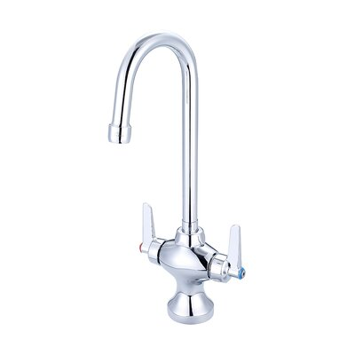 Double Handle Single Hole Laundry Faucet
