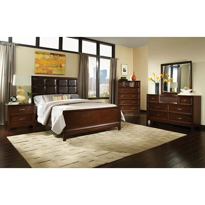 Melrose Panel Customizable Bedroom Set