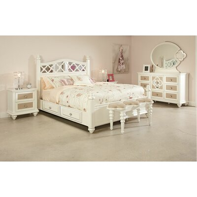 Paris Panel Configurable Bedroom Set