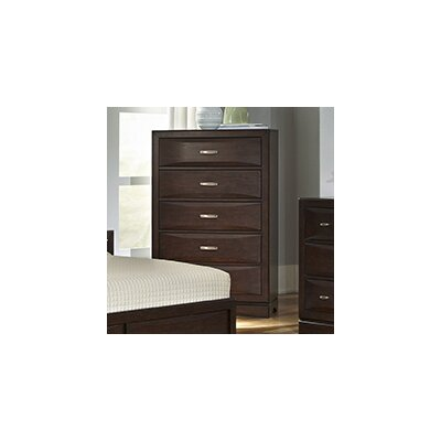 Beverly 5 Drawer Chest
