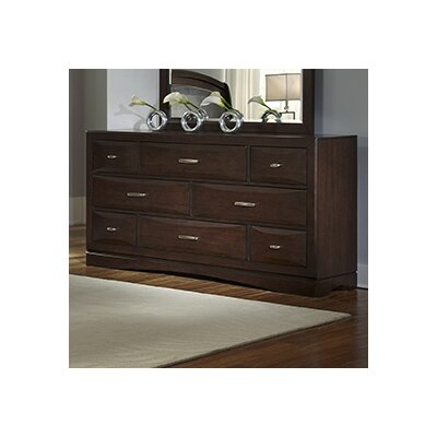 Beverly 8 Drawer Standard Dresser