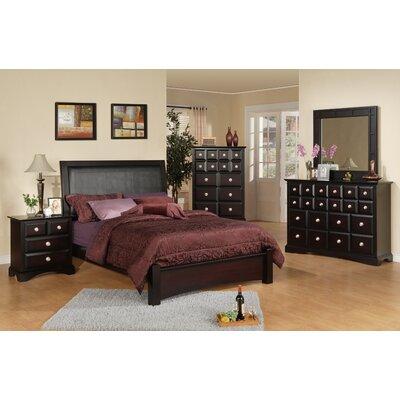 Elsa Panel Customizable Bedroom Set
