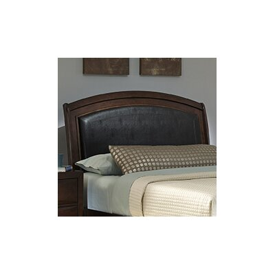 Beverly Upholstered Panel Headboard Size: King