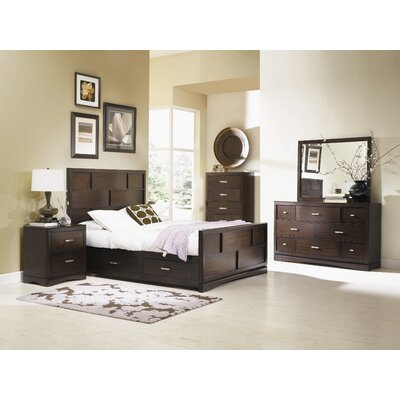 Key West Panel Configurable Bedroom Set