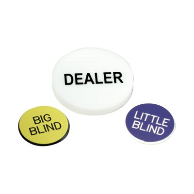 Cuestix Poker Game Buttons at Sears.com