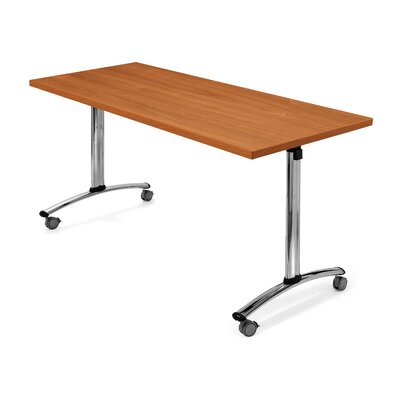 Flipper Training Table Finish: Rainier Cherry, Size: 29 H x 84 W x 36 D Product Image 211