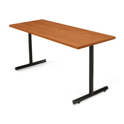 Training Table Finish: Rainier Cherry, Size: 29 H x 72 W x 24 D Product Image 5575