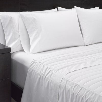 370 Thread Count 100% Cotton Sheet Set Size: Queen