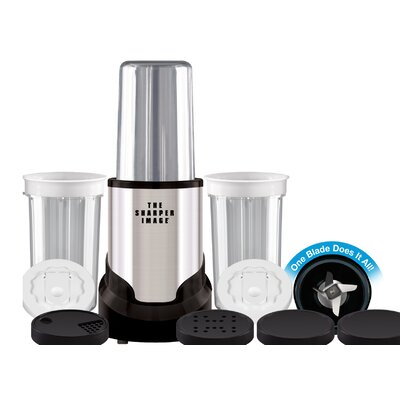 15 Piece Multi Blender System In Stainless Steel