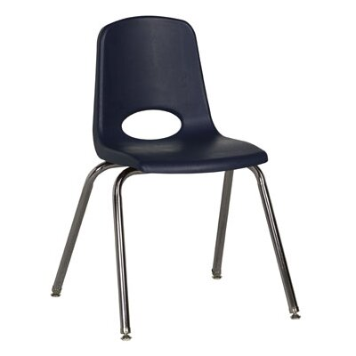 Ecr4Kids Square Table and Chairs - Color: Maple and Black at Sears.com
