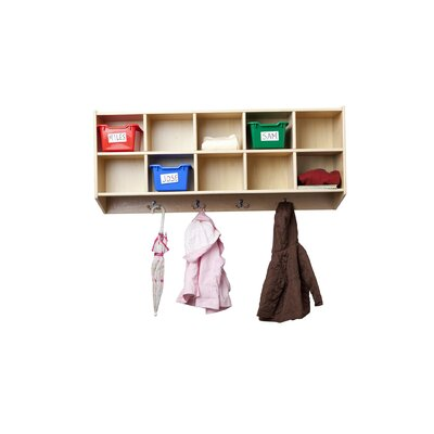 ECR4Kids 10-Section Locker ELR-17304