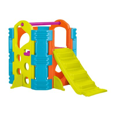 Climb And Slide - Vibrant - Elr-12523 - Indoor And Outdoor Game ELR-12523