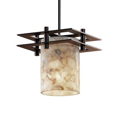 Conovan 1-Light Mini Pendant Base Finish: Matte Black