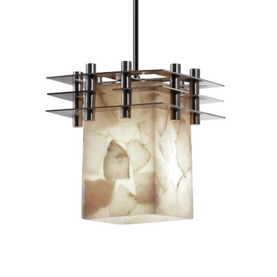 Conovan 1-Light Mini Pendant Base Finish: Dark Bronze