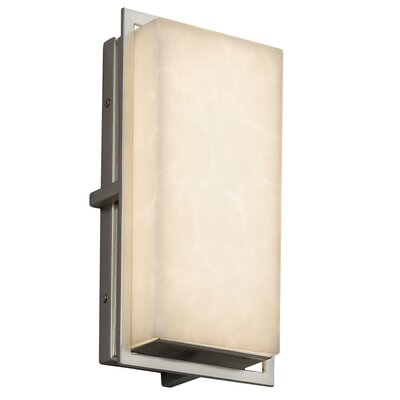 Brayden Studio Genaro Outdoor Flush Mount