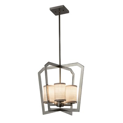 Kenyon 4-Light LED Foyer Pendant Finish: Polished Chrome