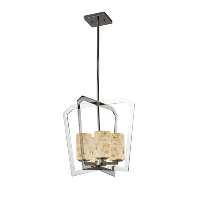 Conovan 4-Light Foyer Pendant Finish: Polished Chrome