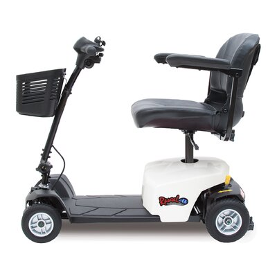 "Mega Motion, Inc Rascal 8"" 4 Wheel Scooter - Color: Blue"