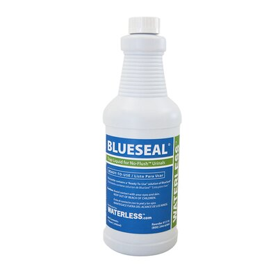BlueSeal Quart Urinal Trap Seal Liquid
