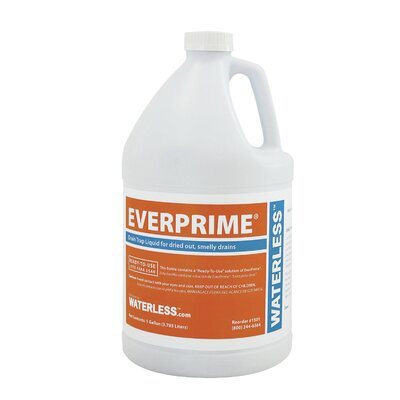 EverPrime Gallon Drain Trap Liquid