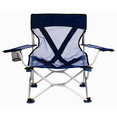 Travel chair French Cut Steel Chair - Color: Blue at Sears.com