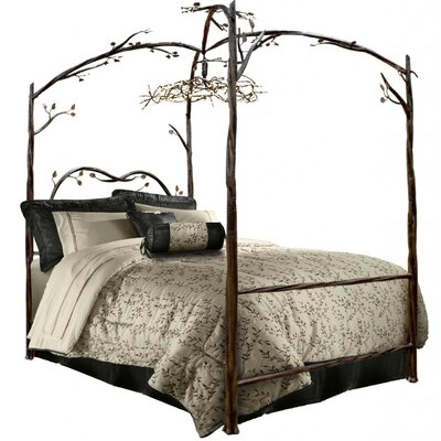 Churchman Queen Canopy Bed