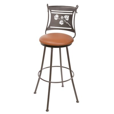Rosenzweig 30 Swivel Bar Stool