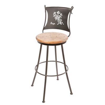 Sage 30 Swivel Bar Stool