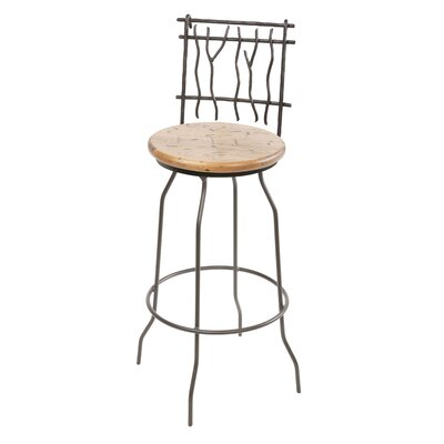Sassafras 25 Swivel Bar Stool