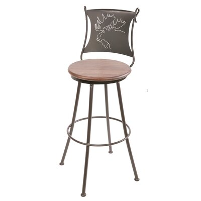 25 inch Swivel Bar Stool