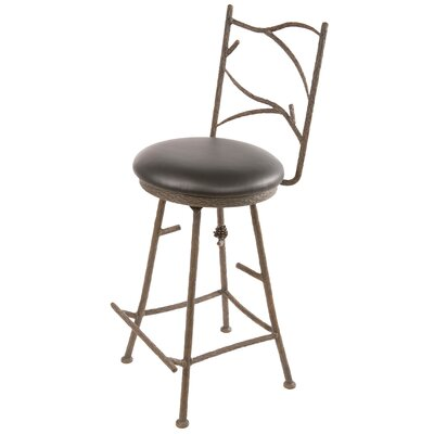 Pine 25 Swivel Bar Stool