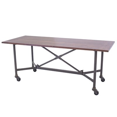Treadaway 72 Rectangular Folding Table